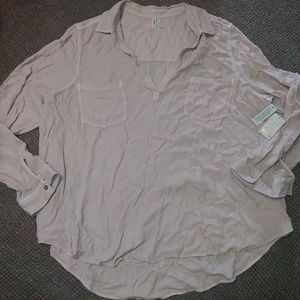 Mudd 2x new with tags long sleeve light weight top